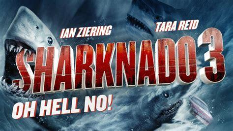 watch online sharknado 3 oh hell no 2015 full hd movie trailer image gallery sharknado 3 2015 trailer