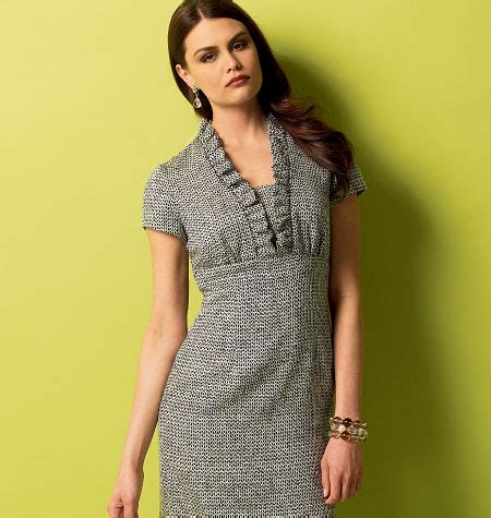 pattern review butterick 5917 butterick 5917 misses dress