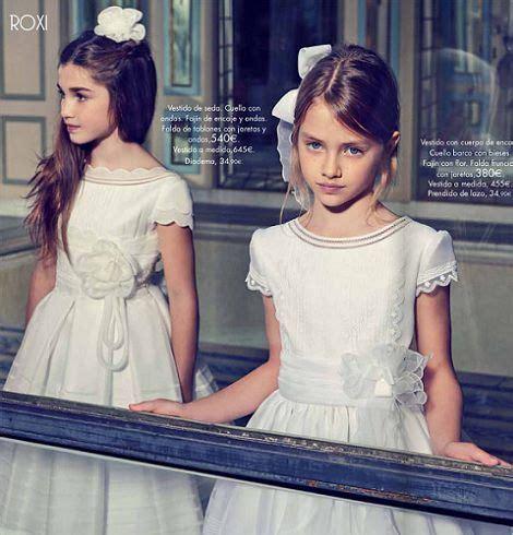 218 ltimas tendencias en vestidos de comuni 243 n para este 2017 tendencias de vestidos primera comuni n 2014 personal shopper barcelona thegoldenstyle