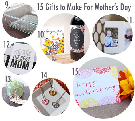 Sweet Gifts To Make For Mothers Day by Make A Thing 15 Gifts To Make For S Day Autostraddle