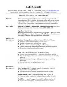 Resume Templates For Cooks Sample Resume For Kitchen Hand