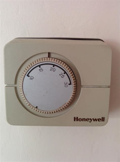 honeywell room thermostat wiring diagram circuit and