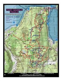 hiking trails map hiking kitsap trails maps