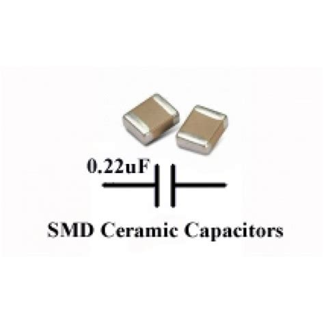 smd capacitor buy buy 50 x smd smt ceramic capacitor 0 22uf tdk pack of 50 melbourne australia