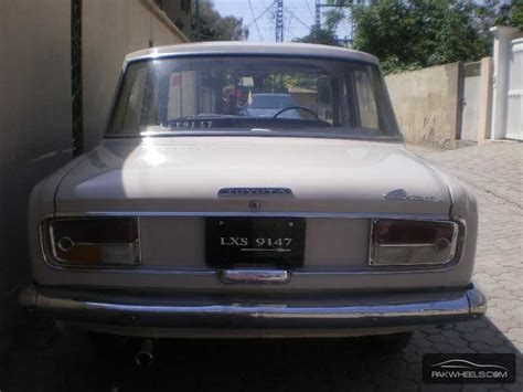 Toyota Corona For Sale Used Toyota Corona 1966 Car For Sale In Lahore 817553