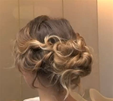 Cultiver Chignons De by Tuto Coiffure Un Chignon Flou Et Boh 232 Me Sur Cheveux