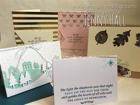 Paper Kits - using paper pumpkin kits for cards