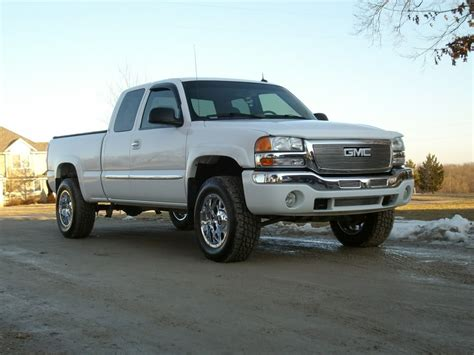lifted gmc 1500 gmc sierra 1500 image 1