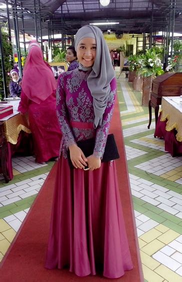 desain gaun untuk perpisahan 45 gambar model kebaya muslim modern dan terbaru ayeey com