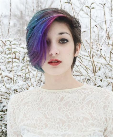 cute  creative emo hairstyles  girls emo hair ideas