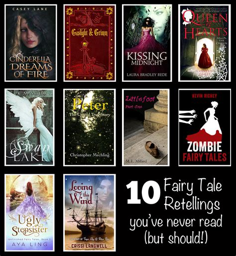 10 liberals a tale of books 10 tale retellings you ve never read but should