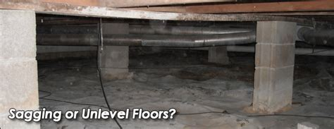 Best Way To Level A Floor In An House by Pro Chek Home Inspection Services Sagging Or Uneven Or