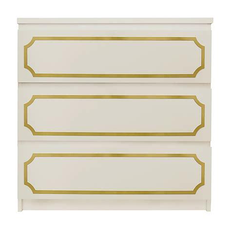 o verlays 6 x 29 kit malm 3 drawer dresser