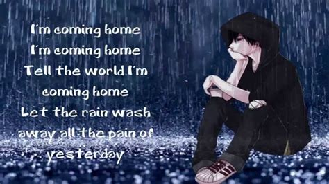 nightcore i m coming home with lyrics my saturday