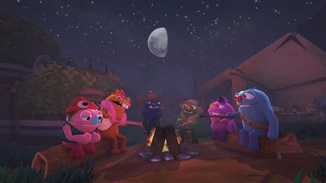 wonderfully whimsical bugsnax draws inspiration  ape escape pokemon snap  viva pinata