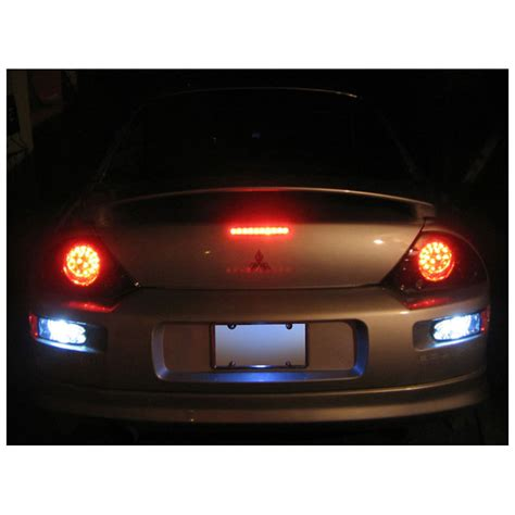 Mitsubishi Eclipse Lights by 00 02 Mitsubishi Eclipse Led Lights Smoked 111