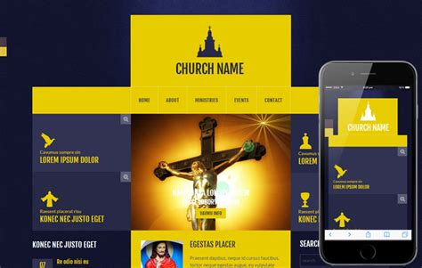 Website Archives Templates Vip Free Christian Website Templates