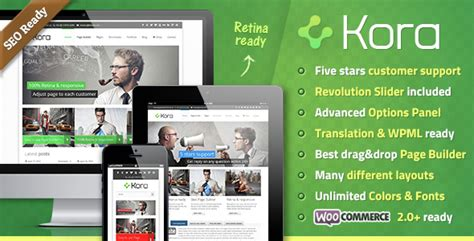 wordpress themes free themeforest kora v1 3 1 themeforest premium wordpress theme