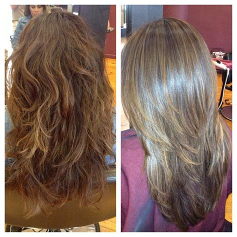 medium bob hairstyles brazillian blowout before and after volumizing brazilian blowout yelp