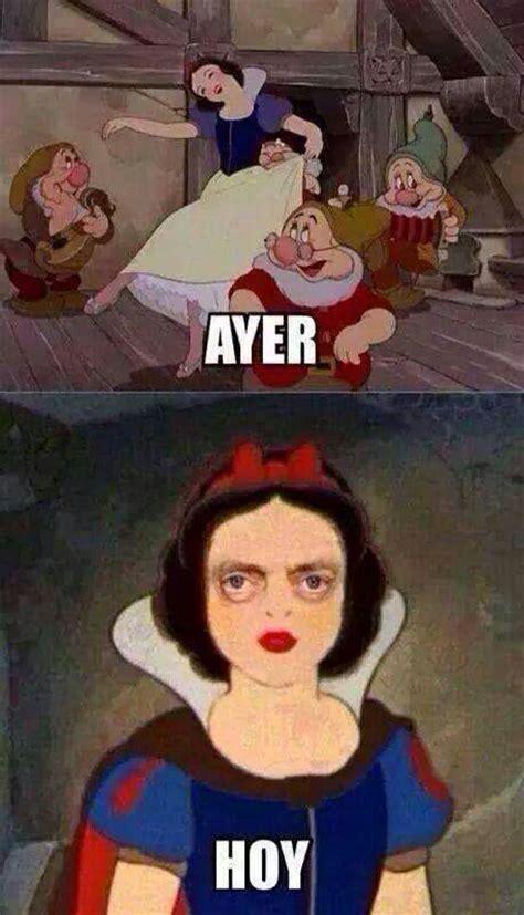 imagenes reales comicas 22 memes de las princesas de disney vas a re 237 r demasiado