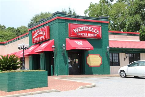 S Oyster House by West Mobile Wintzell S Oyster Housewintzell S Oyster House