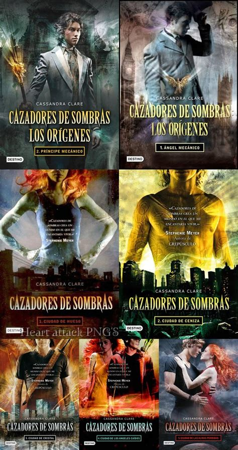 cazadores de sombras 6 8408131931 cazadores de sombras saga completa pdf by mareditions1 on