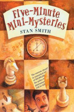 950 million in 40 minutes books five minute mini mysteries by stan smith o