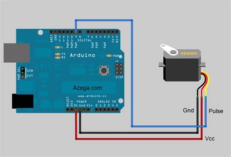 arduino servo motor speed arduino servo motor part 1 azega
