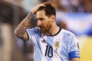 messi argentina fans dedicate rock songs to lionel messi on after