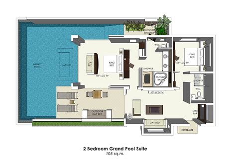 grandview suites floor plan view floor plan