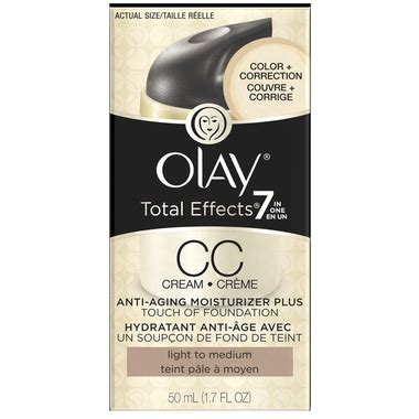 Olay Touch Of Foundation buy olay total effects 7 in 1 cc plus touch of