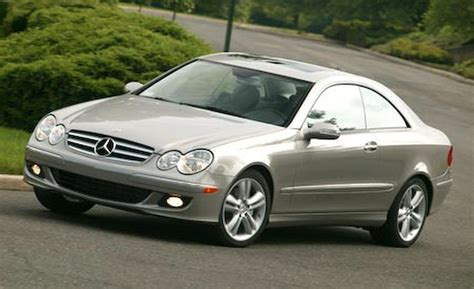 2008 mercedes coupe car and driver