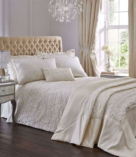 the bed linen company spencer design bed spread ivory colour