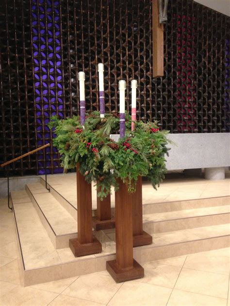 st john fisher advent wreath advent church decorations
