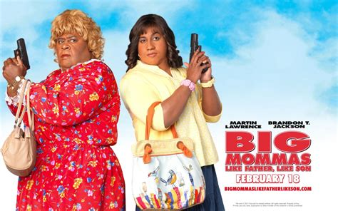 big momma s house 3 on this day in comedy in 2011 big momma s house 3 like father like son was