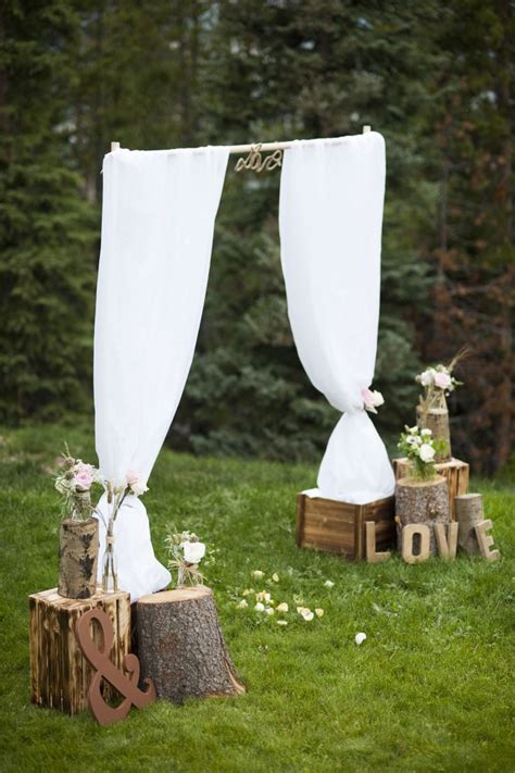 Arbor Wedding Locations by 25 Best Ideas About Tree Decorations Wedding On