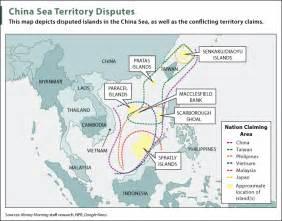 South China Sea Dispute Map by Ejil Talk Tag Archive For Quot South China Sea Disputes Quot
