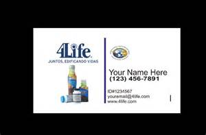 4life business cards isa print usa 4life