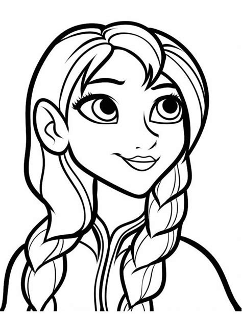 anna coloring pages pdf picture of princess anna coloring pages best place to color