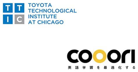 Toyota Technological Institute At Chicago 人工知能システムの技術開発でコーリと豊田工業大学シカゴ校が提携 株式会社コーリジャパンのプレスリリース