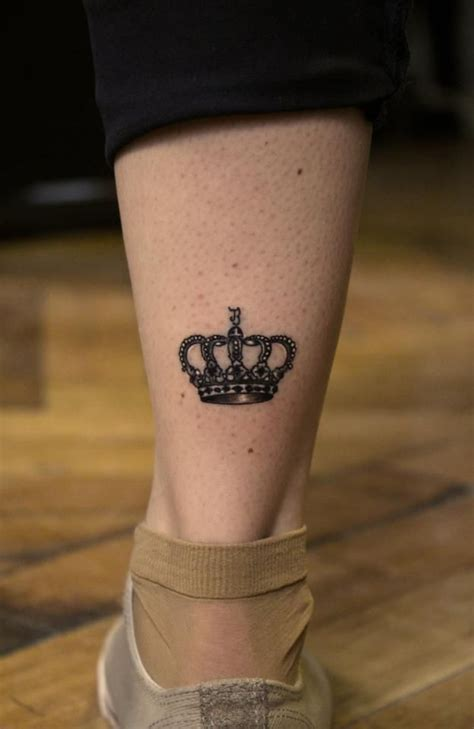mytattoolandcom crown tattoo ideas  women