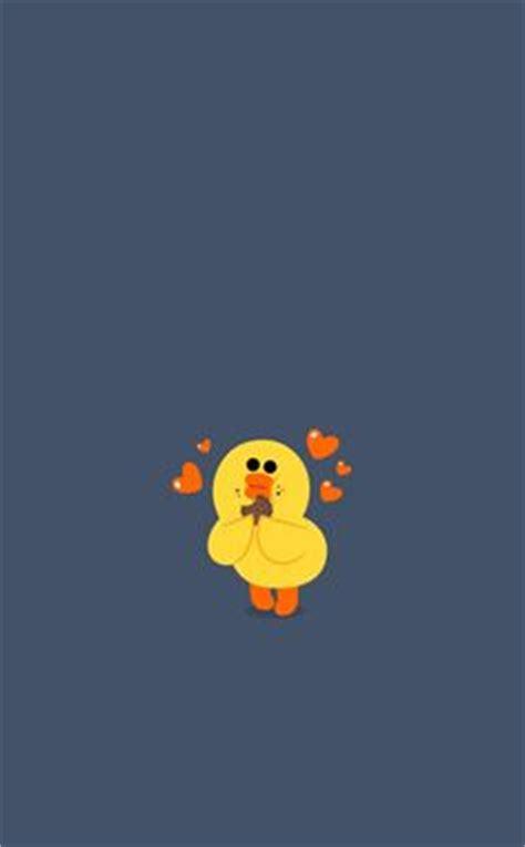 wallpaper chat line iphone line sally cute wallpaper bigface mobile9 com