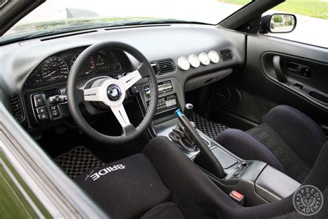 S14 Interior In S13 by Damon S S13 240sx Re Birth Interior Makeover Speed Academy