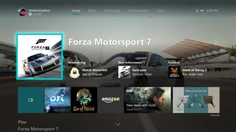 xbox one home layout change fall xbox one update offers xbox one x head start