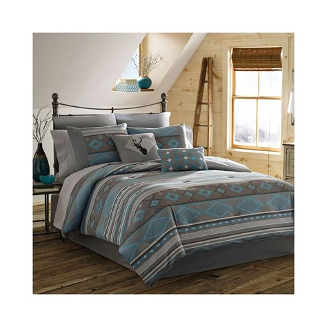 southwest comforter set upc 028828251855 true timber southwest comforter set