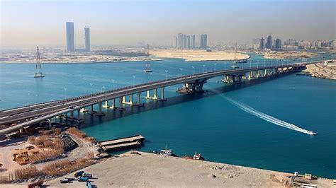 saadiyat island abu dhabi sheikh khalifa bridge to saadiyat opens