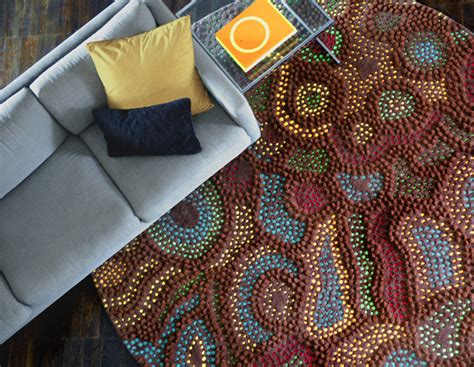 Creative Rug Designs by 16 Creative Carpet Designs To Give The Bare Floors