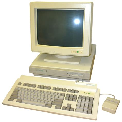 on the computer acorn r260 computing history