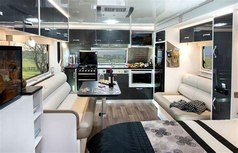 caravan interiors avida caravans on the road