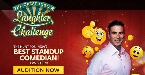 laughter challenge the great indian laughter challenge 2017 date
